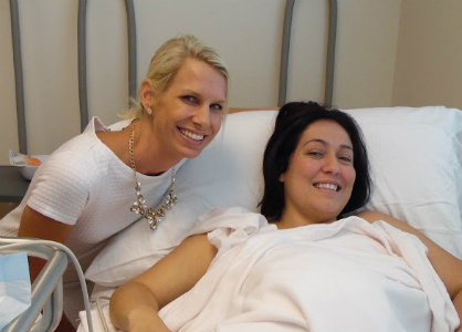 """Learn about Dreena's Mommy Makeover on Dr. Horton's blog"""", with a link to my Wild 94.9 blog"""