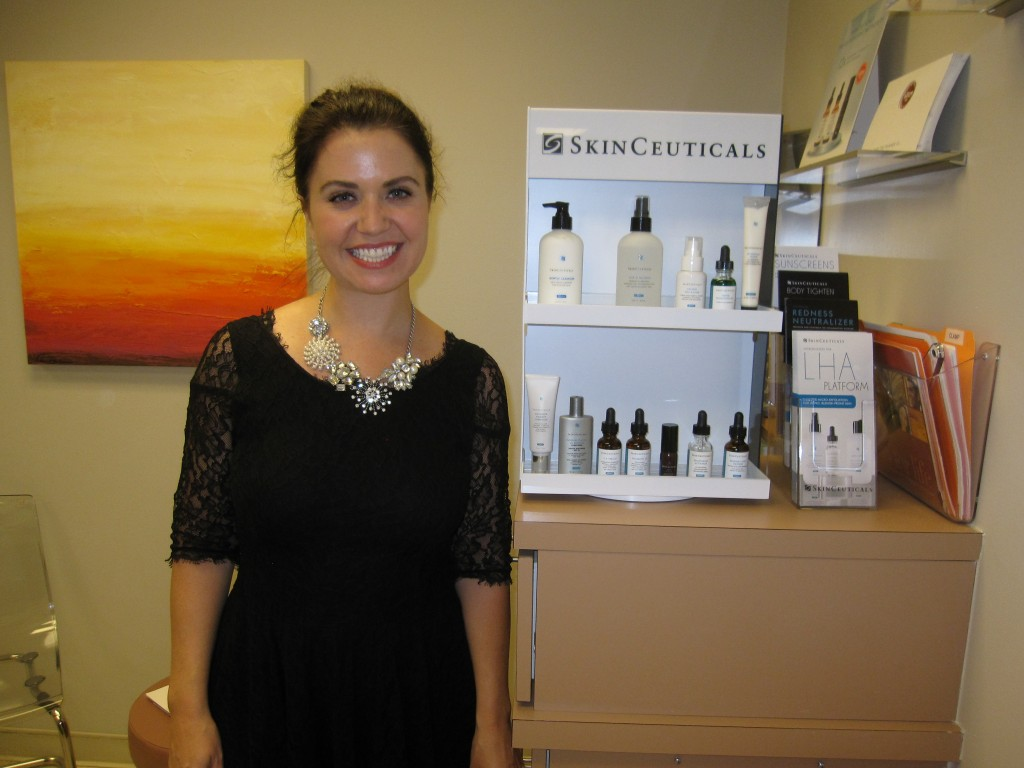 Macy from SkinCeuticals at Horton SPA