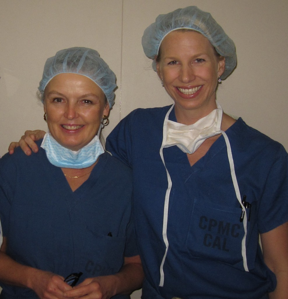 Dr. NIma Grissom, Breast Surgeon & nipple-sparing mastectomy specialist with Dr. Karen Horton