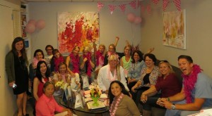 Dr. Horton has hosted the Bay Area's only BRA (breast reconstruction awareness) Day event for the last 4 years, increasing the public's awareness about options for women facing breast cancer