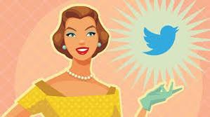 twitter woman