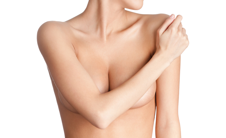 breasts natural
